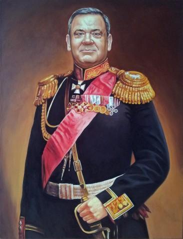 Где заказать портрет маслом в Днепропетровске?